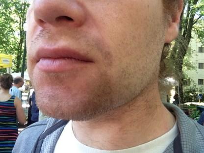 Fixie's Hiker Beard: Day 4