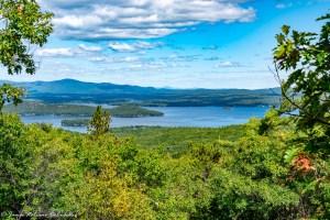 how to climb mount major, New Hampshire