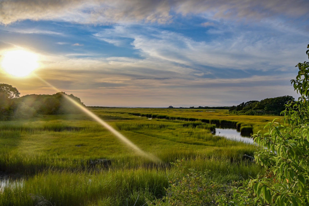 Shining Sea Bikeway, Cape Cod, Massachusetts
