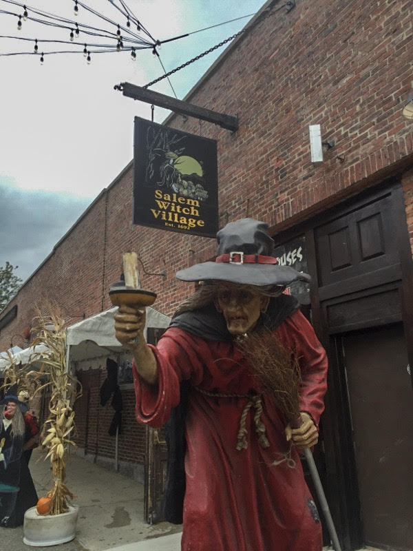 a day trip to Salem