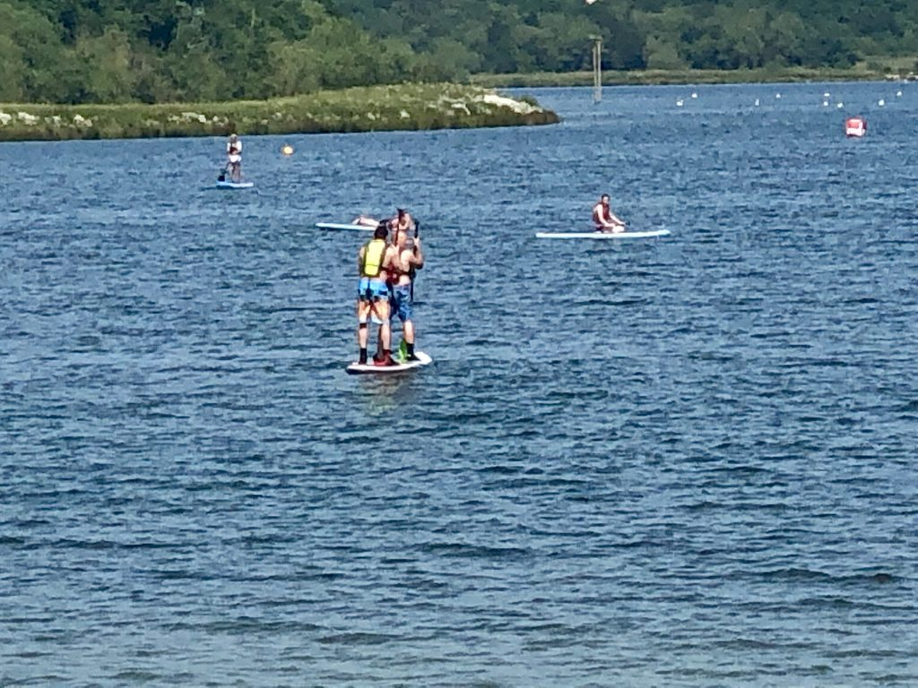 What to do at Carsington Water in Derbyshire  - Adventures