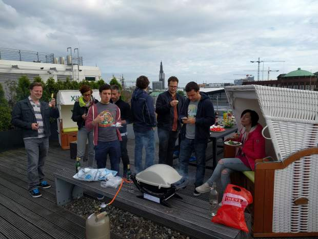 Android XING BBQ Team