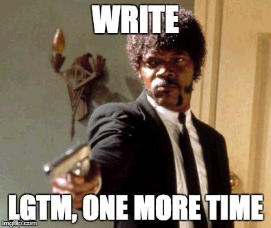LGTM - Adventures in QA
