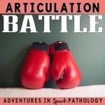 Articulation Battle for Carryover