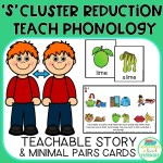 Teach Phonology S Cluster Reduction