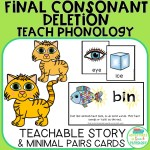 Final Consonant Deletion Teach Phonology