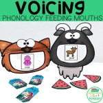 Voicing Phonology Feeding Mouths