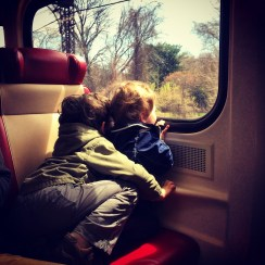 train, NYC