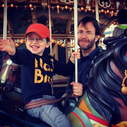 Carousel fun