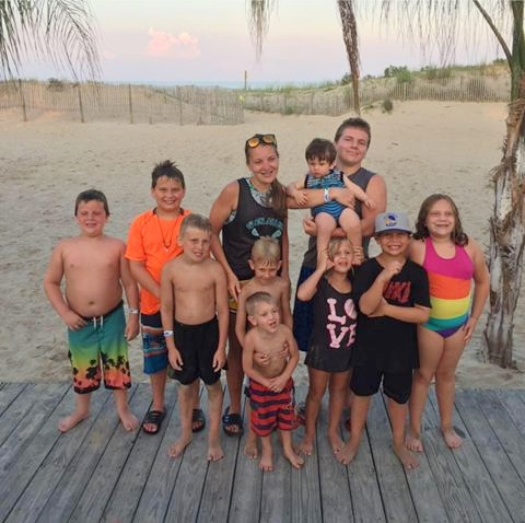 Cannon grand kids