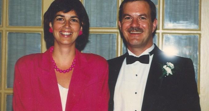 bob and mare chris's wedding