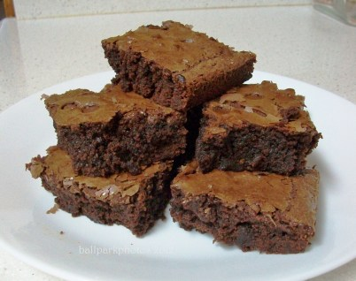 concession stand ballpark brownies
