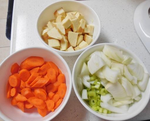 stew veggies