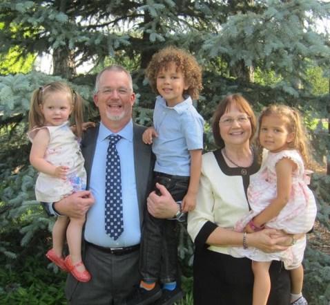 terri joe and g-kids