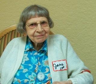 Looks Who's 97! (a limerick)