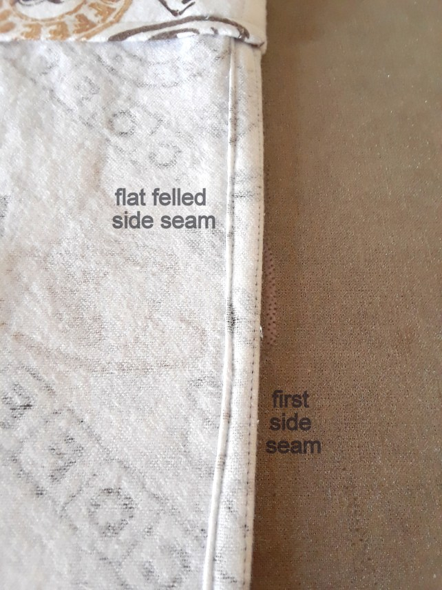 labeled seams 2