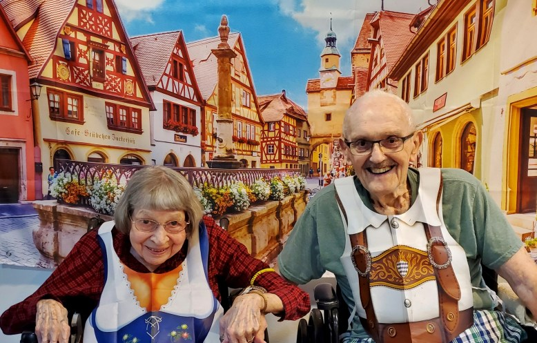 """The folks in """"Germany"""""""