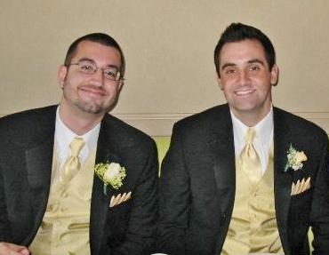Zach and Thomas