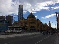 Flinder's Street station