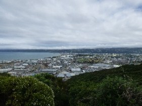 Lower Hutt to Wellington Harbour