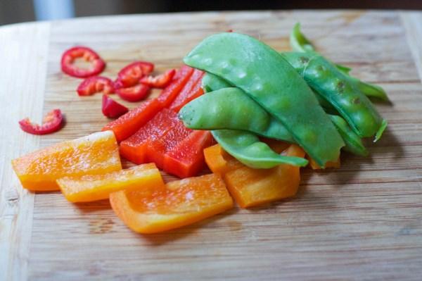 vegetables for stir fry