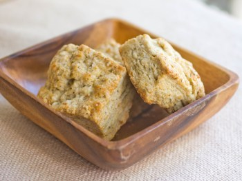 White Cheddar Black Pepper Scones