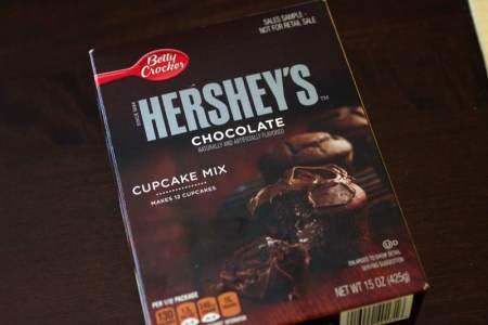 Chocolate Cake Batter 7
