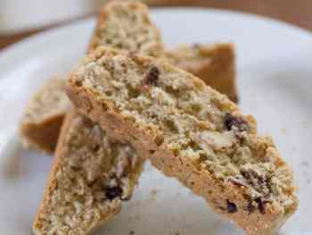 Day 5: Grieving: The Power of Memory {Special K Biscotti}