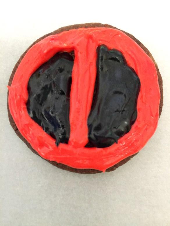 Deadpool Cookies (6 of 7)