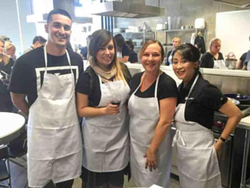 Food Network Star Team Building
