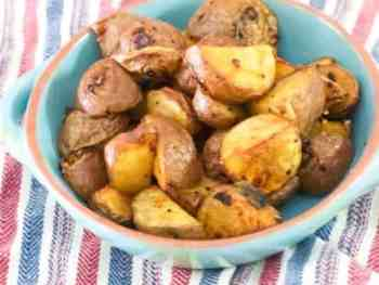 Chipotle BBQ Potatoes