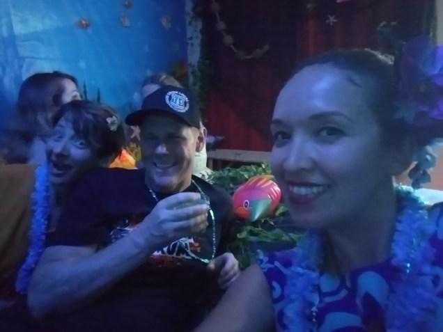 With Janet & John Mulder