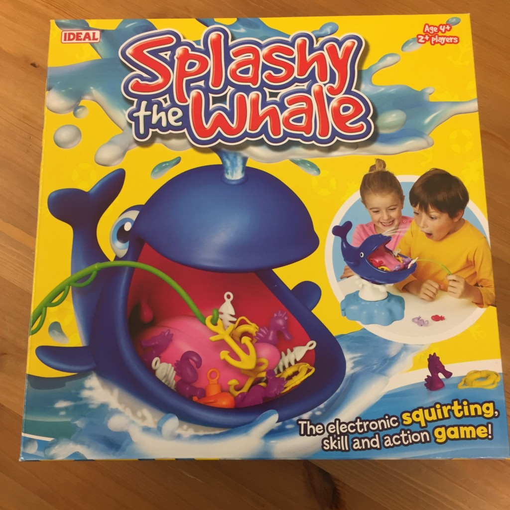 Review: Splashy the Whale