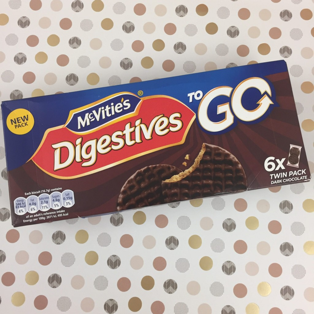 Review-McVitie's To Go Range