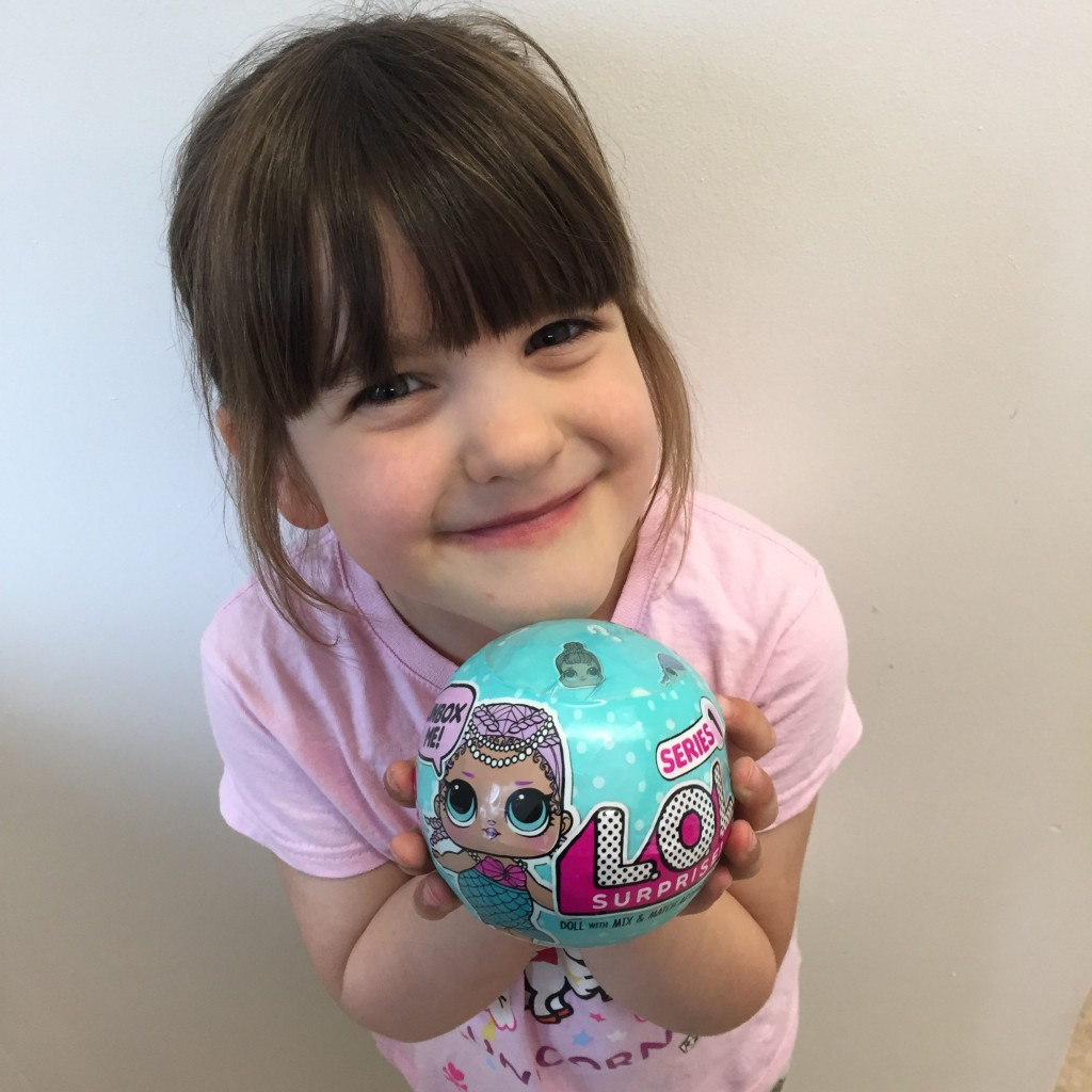 L.O.L Surprise Doll {Review}
