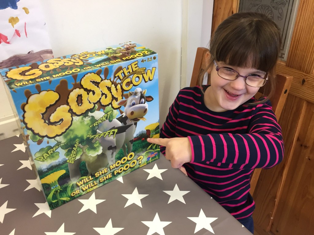 Gassy The Cow By Drumond Park {Review & Giveaway}