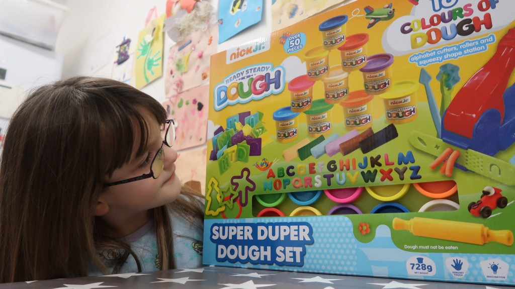 Nick Jr. Ready Steady Dough-Super Duper Dough Set {Review}