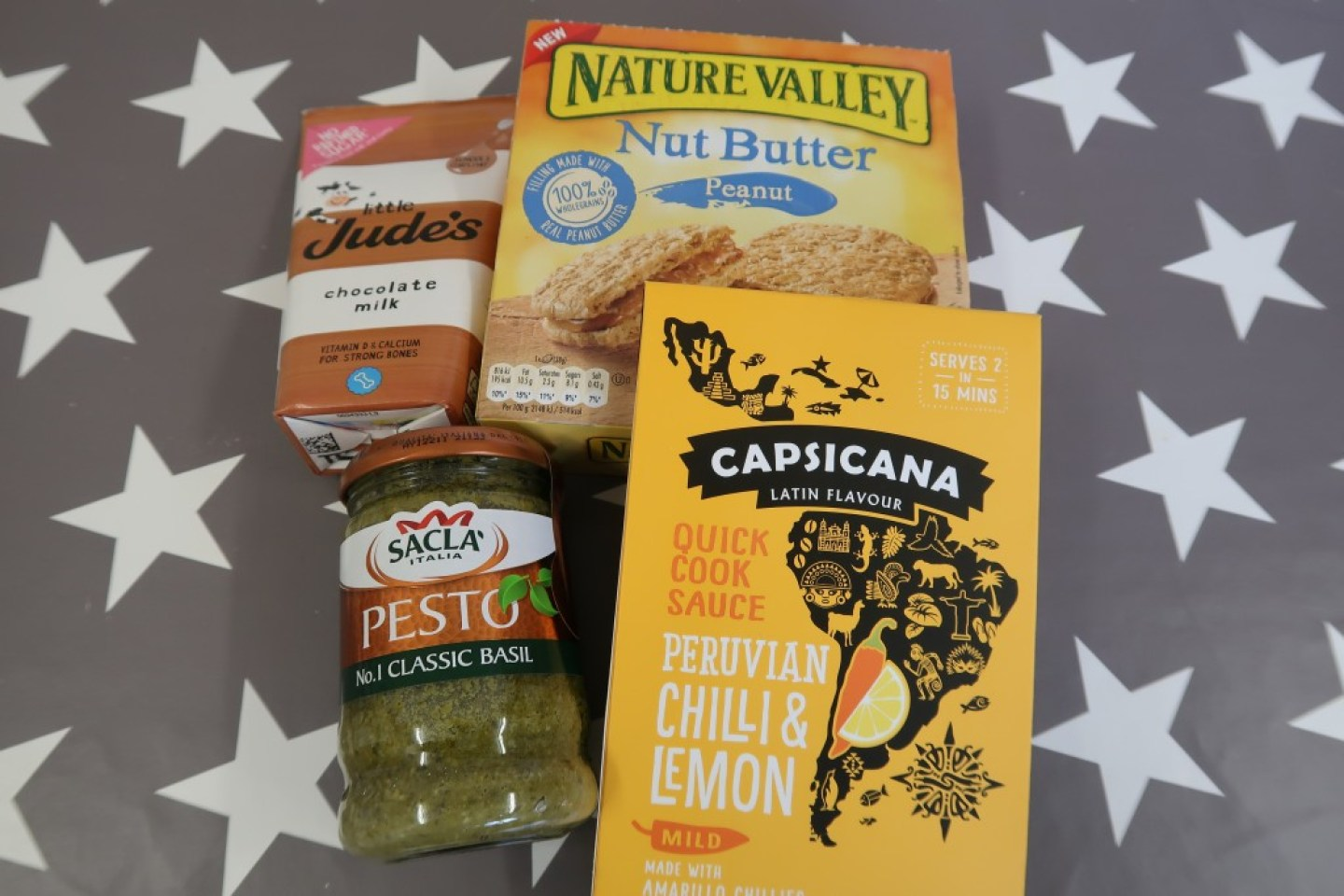frugal food from a cashback app