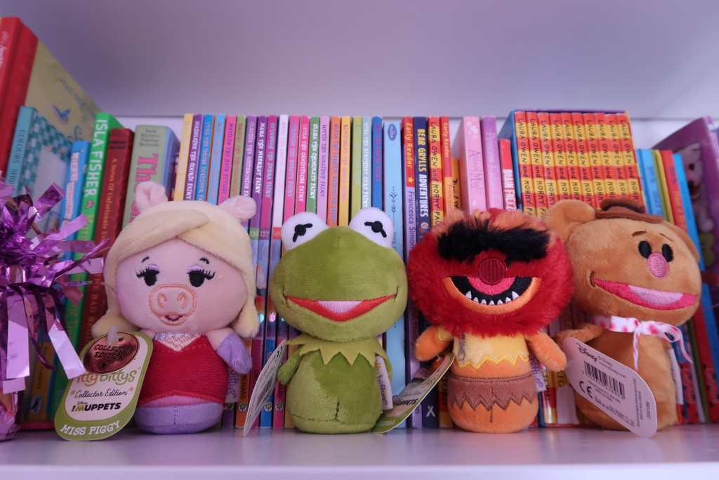 Hallmark Itty Bittys-The Muppets {Review & Giveaway}