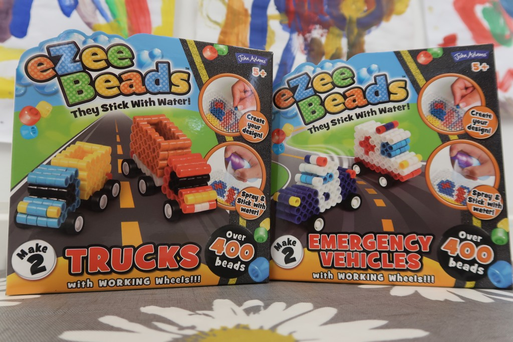 eZee Beads Vehicles {Review & Giveaway}