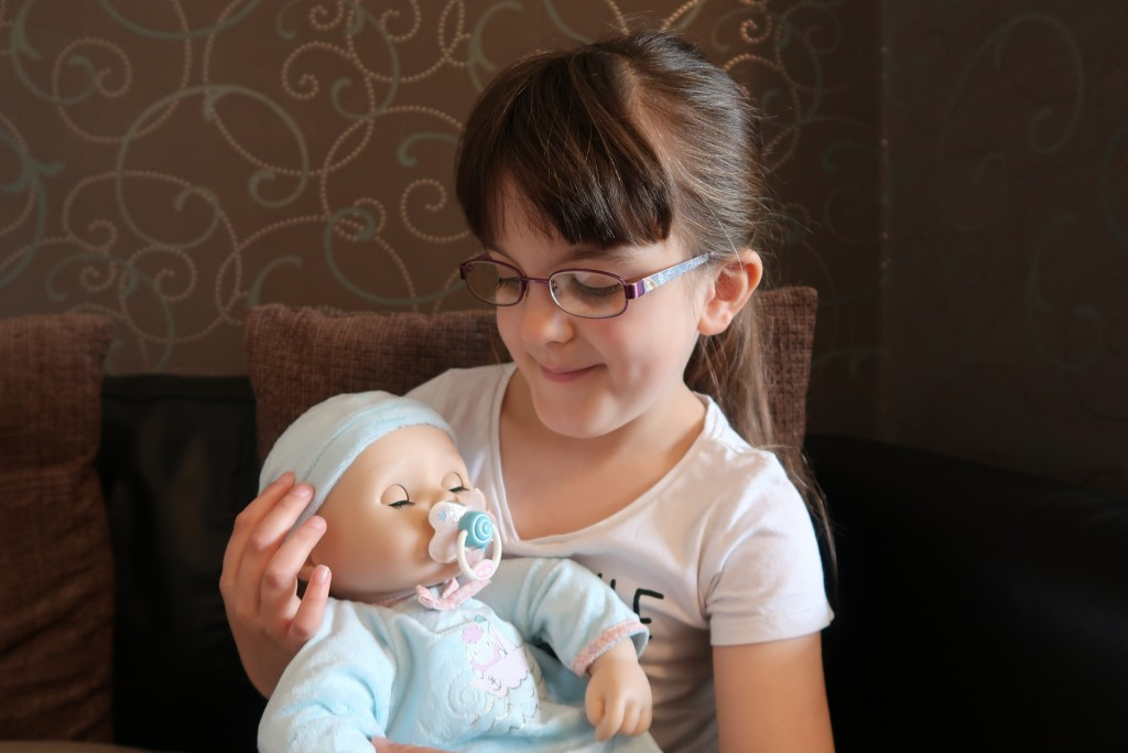Baby Annabell Brother Doll {Review} - A Money Minded Mum