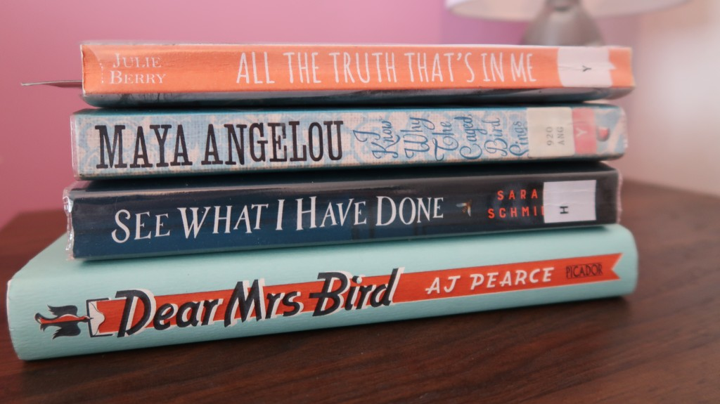 What I'm Reading In August {2018}