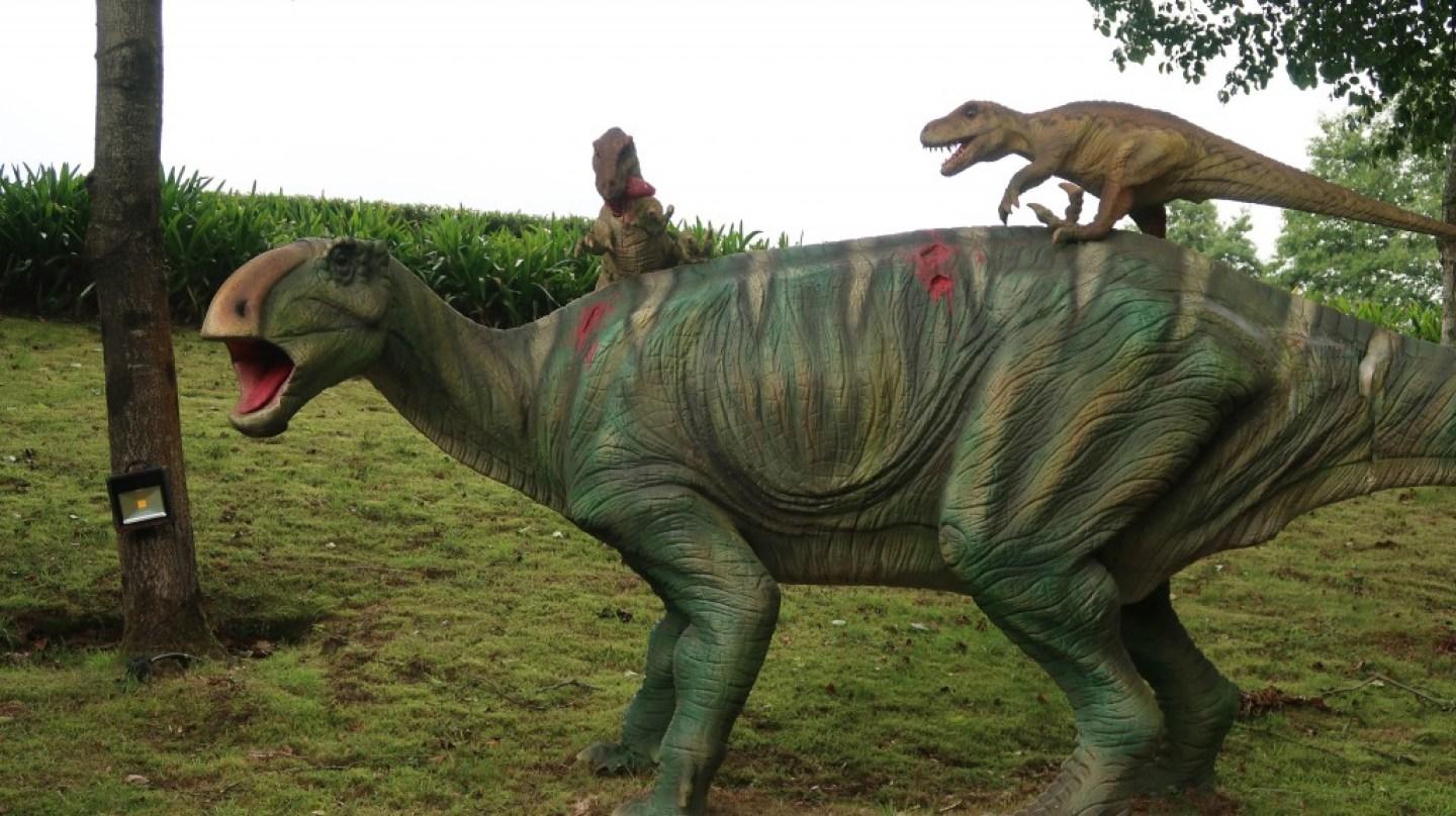 dinosaurs Tamba Park Jersey