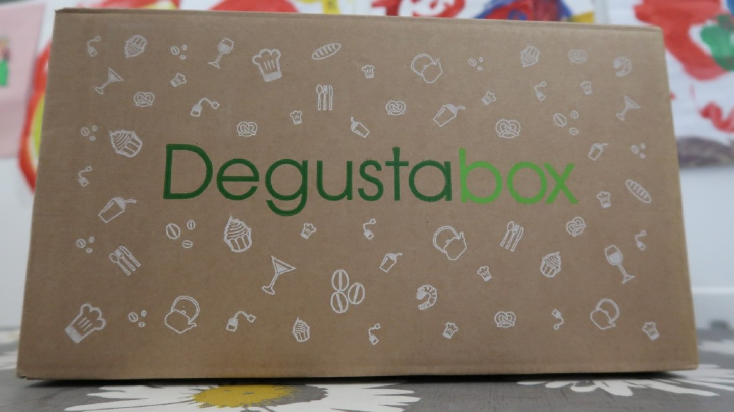 Degustabox August 2018 food box