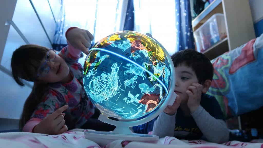 Smart Globe Myth {Review}
