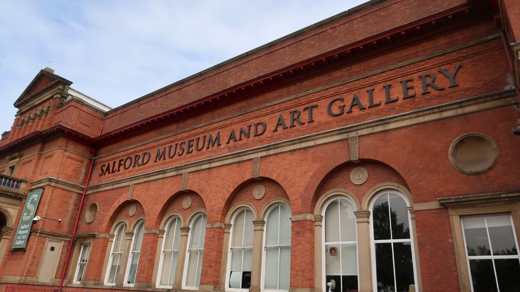 Salford Museum & Art Gallery {Review}
