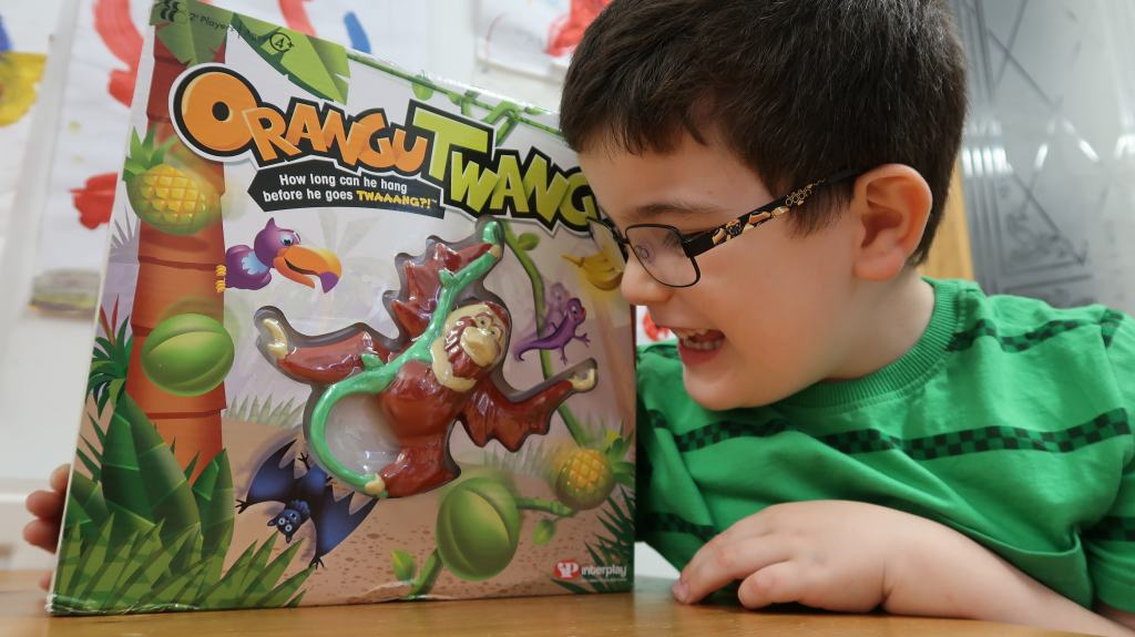 Orang-U-Twang Game {Review}