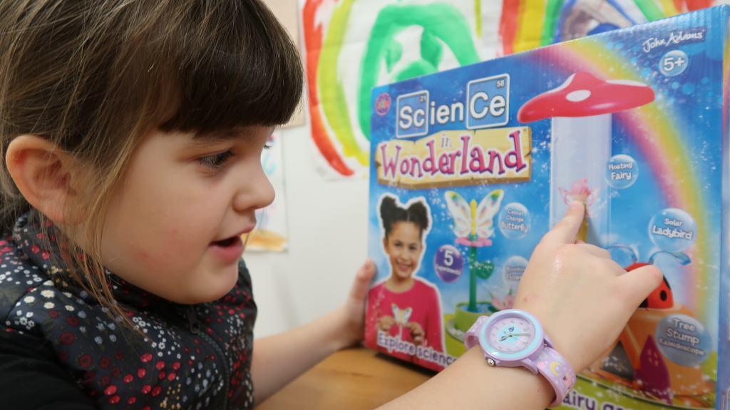Science In Wonderland {Review}