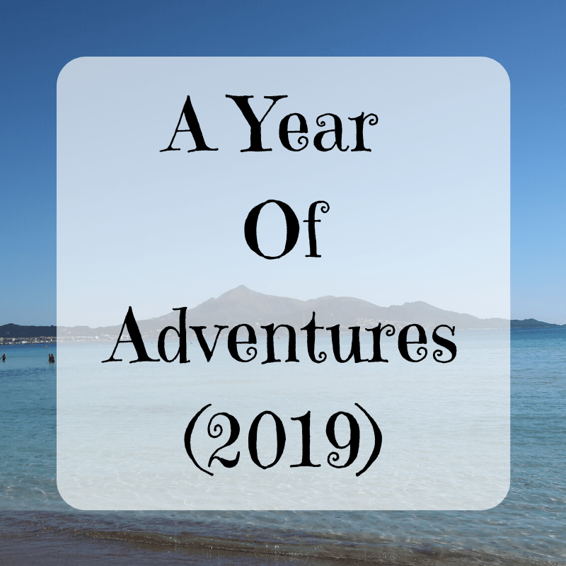 A Year Of Adventures {2019}