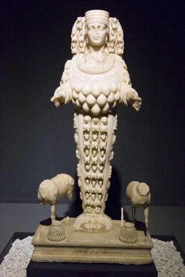 Statue of Artemis, Ephesus Museum